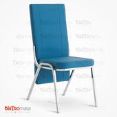 Retro Metal Sandalye