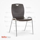 Rosso Metal Sandalye