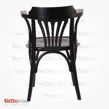 Kollu Thonet Sandalye Arka Görünüm