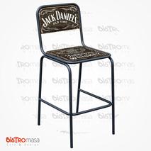 Point Bar Sandalyesi Jack Daniels