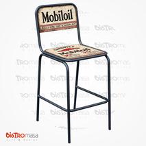 Point Bar Sandalyesi Mobiloil