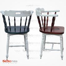 Trady Ahşap Sandalye Renk Seçenekleri