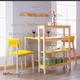 Home Ofis Masa Seti Sarı Renk